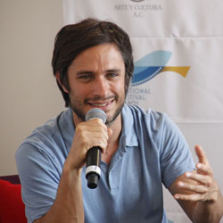 <p>Gael Garcia Bernal is among actors that have attended Los Cabos International Film Festival in recent years. // © 2014 Los Cabos International Film...