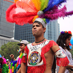 <p>Mexico City is one of the nation's most gay-friendly destinations and the first major city in Latin America to legalize same-sex marriage. // ©...