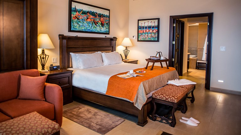 A suite at Grand Residences Riviera Cancun