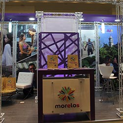 <p>The state of Morelos was an exhibitor during the sixth annual LGBT Confex in Mexico City. // © 2016 Mark Chesnut</p><p>Feature image (above): More...