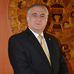 <p>Miguel Torruco Marques, minister of tourism for Mexico City // © 2015 Mexico Tourism Board</p><p>Feature image (above): The number of visitors to...