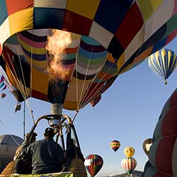 <p>Leon's International Balloon Festival will feature some 200 hot-air balloons. // © 2016 Mexico Tourism Board </p><p>Feature image (above) The...