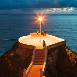 <p>There are plenty of romantic Mexico locations for romantic occasions such as Valentine's Day. // © 2017 Mazatlan Tourism Board</p><p>Feature image...