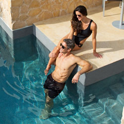 <p>One way to avoid the spring break crowds is by booking a hotel that is outside of the main city of Cancun, such as Secrets Akumal Riviera Maya. //...