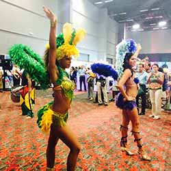 <p>From Sep. 27 to 30, travel agents and tour operators attended Palace Resorts' trade show during its second annual global conference. // © 2015 Emma...