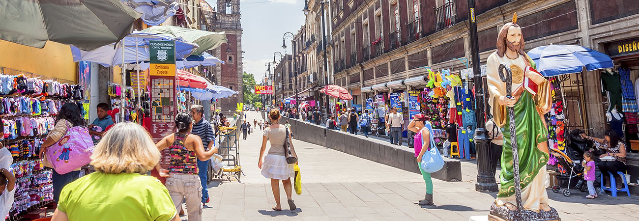 Shop Till You Drop In Mexico City Travelage West