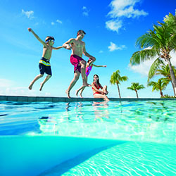 <p>AMResorts' Sunscape brand is geared toward families. // © 2015 AMResorts</p><p>Feature image (above): With this opening, AMResorts will have 30...