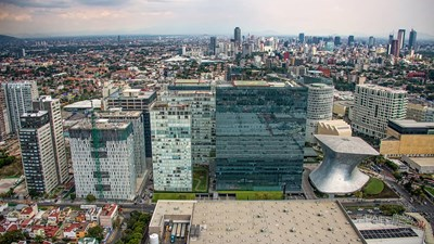Where to Explore Modern Architecture in Mexico City