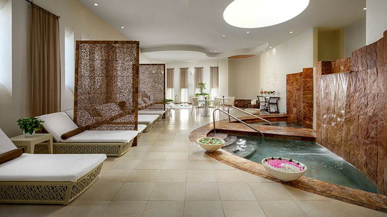 Grand Velas Riviera Nayarit's Micro-Cation Menu includes wellness treatments.
