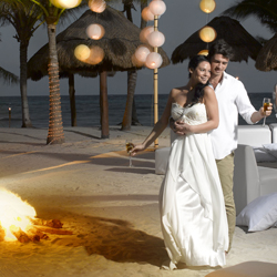 <p> At Royal Suites by Palladium properties in Riviera Nayarit and Riviera Maya, clients can arrange weddings that include private beach parties after...