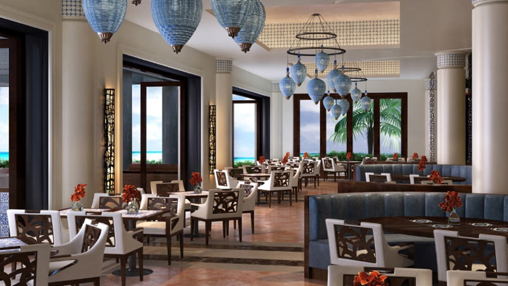 All on-site restaurants have updated menus. // © 2016 Hilton Los Cabos Beach & Golf Resort 2