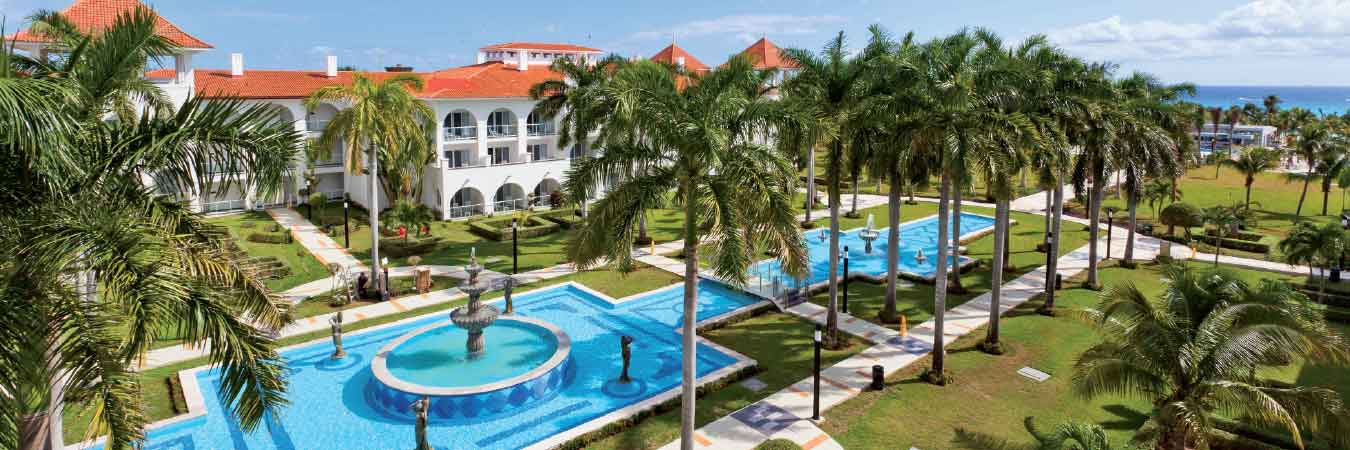 Riu Hotels in Playa Get Makeover