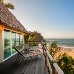 <p>Punta Monterrey Beach Resort Hotel has its own private stretch of sand. // © 2015 Punta Monterrey Beach Resort Hotel</p><p>Feature image (above):...