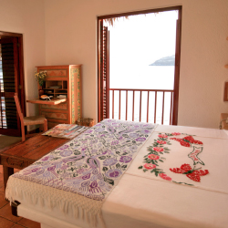 <p>The property has five categories of suites, including terrace suites. // © 2015 La Casa Que Canta</p><p>Feature image (above): La Casa Que Canta is...