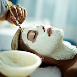 <p>On-site spa treatments include caviar facials, chocolate body scrubs and massage treatments. // © 2016 Iberostar Hotels & Resorts</p><p>Feature...