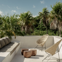 <p>Tulum Treehouse describes itself as a collective effort of designers and local artisans. // © 2017 Design Hotels</p><p>Feature image (above): Hotel...