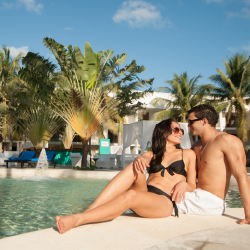 <p>The Sian Kaan at Grand Tulum is especially popular with couples. // © 2018 The Sian Kaan at grand Tulum</p><p>Feature image (above): The new...
