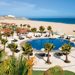 <p>Pueblo Bonito Pacifica is a serene adults-only property without nightclubs or pool parties. // © 2014 Pueblo Bonito Pacifica</p><p>Feature image...