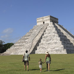 <p>In addition to active on-site choices, Club Med Cancun offers excursions such as a half-day trip to Chichen Itza. // © 2015 Club Med...