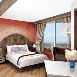 The renovated and rebranded Aventura Palace property has been transformed into the Hard Rock Hotel Riviera Maya. // © Hard Rock Hotel Riviera Maya