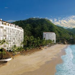 The Hyatt Ziva Puerto Vallarta will reopen in late 2014 after multimillion-dollar renovations. // © Playa Hotels & Resorts
