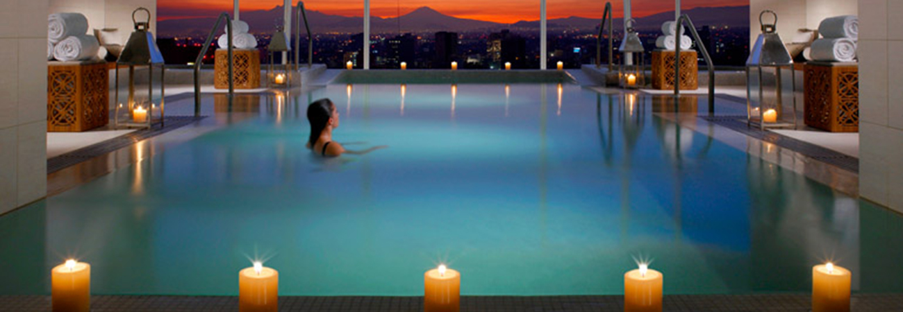 Stunning Luxury Hotels in Mexico City