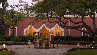 5 Great Historic Haciendas in Mexico