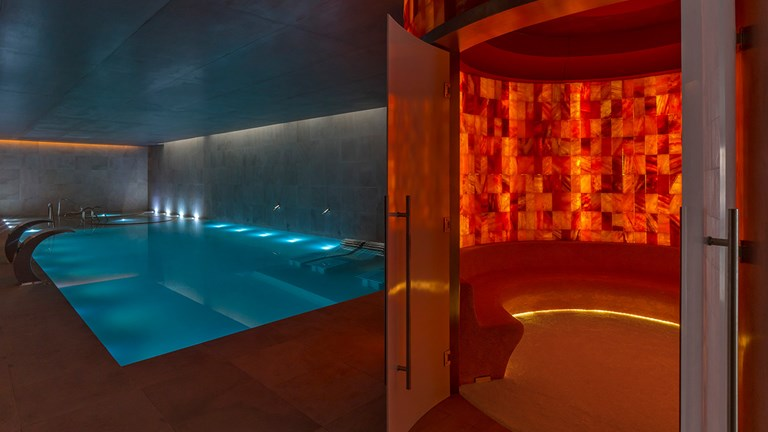 Ojo de Liebre Los Cabos Spa offers the only Thalasso therapy in the area.