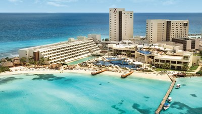Hyatt Ziva Cancun Adopts New Safety Protocols