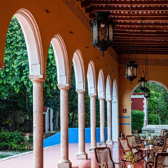 3 Luxurious Haciendas on Mexico's Yucatan Peninsula