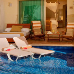 El Dorado Maroma has added 25 oversize suites. // © 2015 Karisma Hotels & Resorts