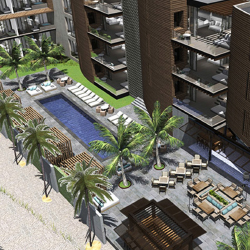 Thompson Playa del Carmen opens this fall. // © 2015 Thompson Hotels