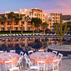 Grand Fiesta Americana Los Cabos offers ample space for large groups. // © 2015 Fiesta Americana