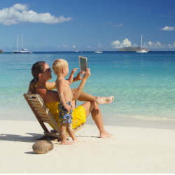 Families can save in Mexico with Club Med's new offers. // © 2016 iStock