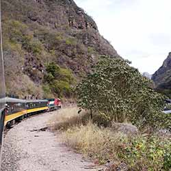 Travel by train through Mexico's Copper Canyon. // © 2016 iStock
