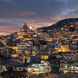 <p>Agents will visit the town of Taxco during this weeklong fam trip to Mexico. // © 2016 iStock</p><div></div>