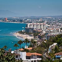 Puerto Vallarta made it into MLT Vacations' 10 best-selling cultural tours in Mexico list. // © 2014 Thinkstock