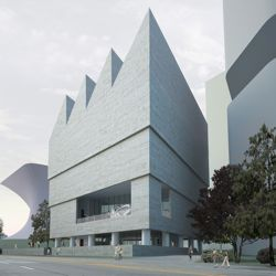 The Jumex Museum will be the largest private contemporary art space in Latin America. // © Jumex Museum