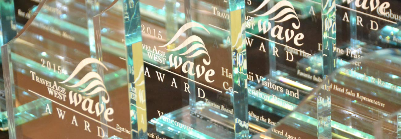 A Sneak Peek at TravelAge West's 11th WAVE Awards