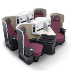 <p>Japan Airlines' business class JAL Sky Suite III // © 2016 Japan Airlines</p><p>Feature image (above): EVA Air will introduce new seating and...