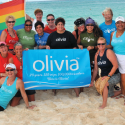 Olivia Travel used the fan base of its record company to develop a travel business specializing in charter cruises and resort vacations for lesbian...