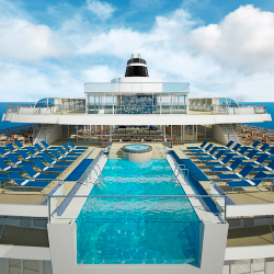 <p>Viking Ocean Cruises' first ship will debut next year. // © 2014 Viking Ocean</p><p>Feature image (above): Onboard Royal Caribbean's Anthem of the...