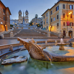 <p>Rome is among top destinations for 201.5 // © 2014 Thinkstock</p><p>Feature image (above): Concerns for safety are boosting North America's...