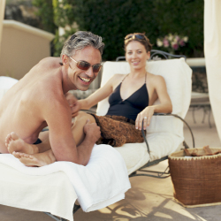 <p>Surveys show that travelers are willing to pay more for great experiences. // © 2014 Thinkstock</p><p>Feature image (above): Four Seasons Orlando...