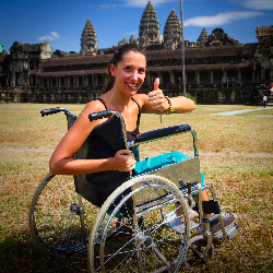 <p>The travel industry is making strides in accommodating people with disabilities, but it still has a lot of work to do. // © 2015...