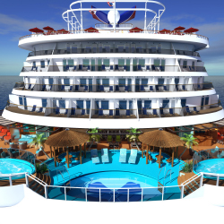 <p>Carnival Cruise Lines' Carnival Vista will be the line's biggest ship. // © 2015 Carnival Cruises</p><p>Feature image (above): Seven Seas Explorer...
