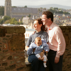 <p>CIE Tours often creates itineraries based on Irish family names. // © 2016 CIE Tours International</p><p>Feature image (above): Family trips that...