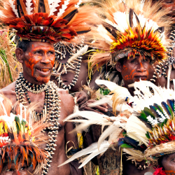 <p>Papua New Guinea is extremely diverse in cultures. // © 2016 iStock</p><p>Feature image (above): Cuba is still rising in popularity as a travel...