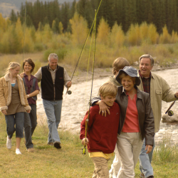<p>Milestone travel often involves multigenerational groups. // © 2016 Adventures by Disney</p><p>Feature image (above): Learning about milestone...