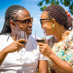 <p>Drink alfresco in Cape Town. // © 2017 Cape Town Tourism</p><p>Feature image (above): Marlborough, New Zealand, is famed for its zesty sauvignon...
